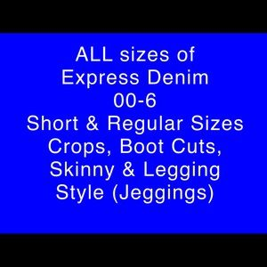 Express Denim